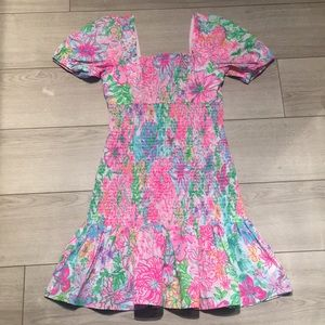 Lilly Pulitzer Evelina Dress, Size Small